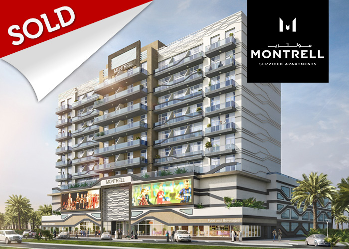 Montrell Dubai Sold Out
