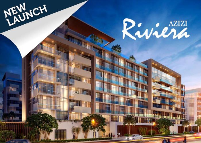 Azizi Riviera external